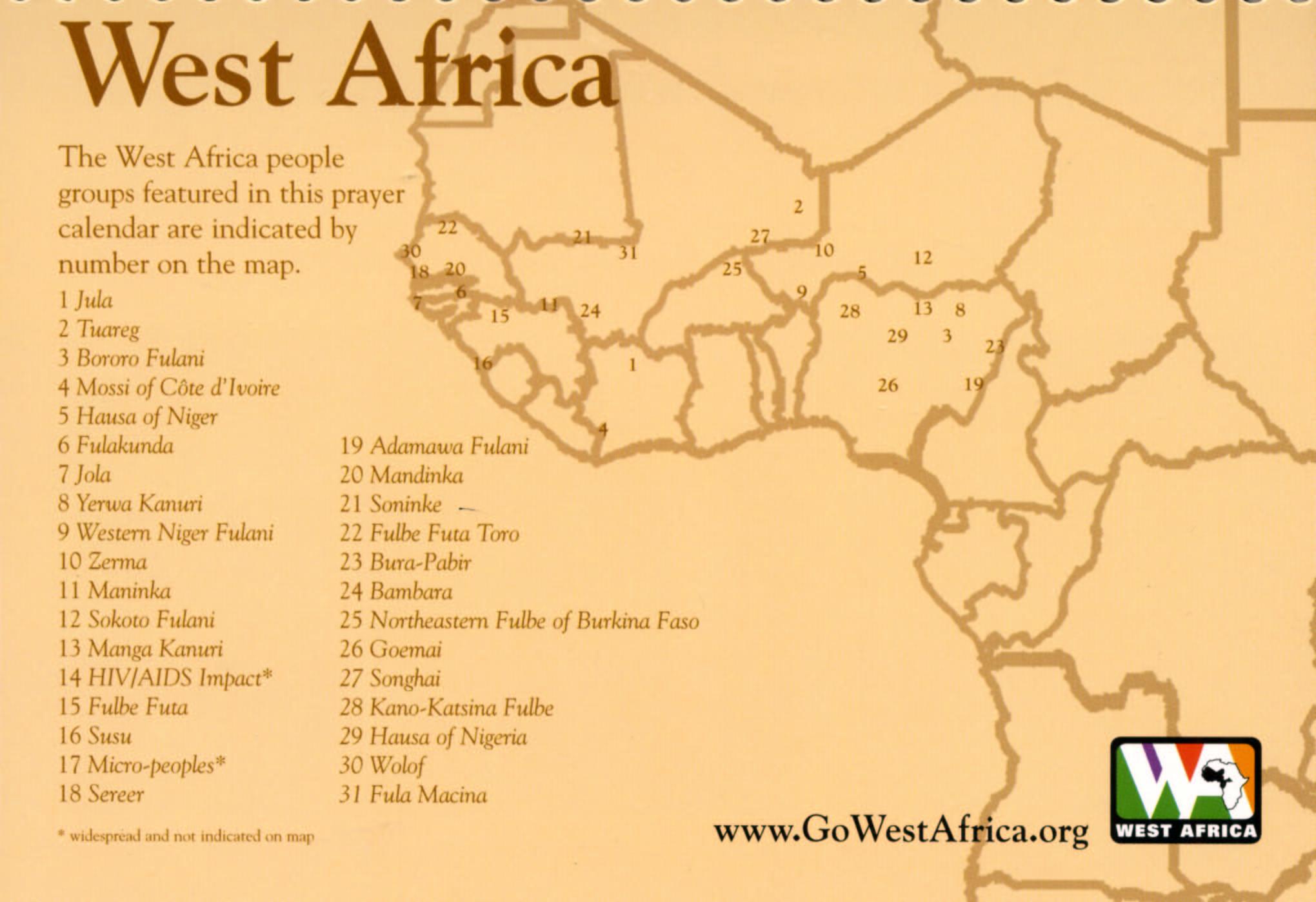 africa map in urdu